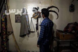 اثر هنری دیجامه مهمان ضیافت هنری آستین در تگزاس میشود