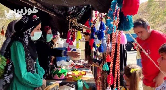 همدلی اقوام ایرانی در جشنواره ای رنگارنگ